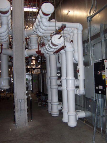 Plumbing And Heating Contractors