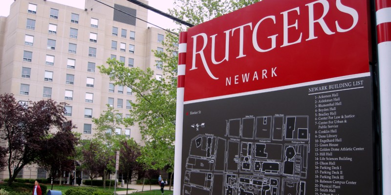 Rutgers Life Science Building Mechanical Construction Nj