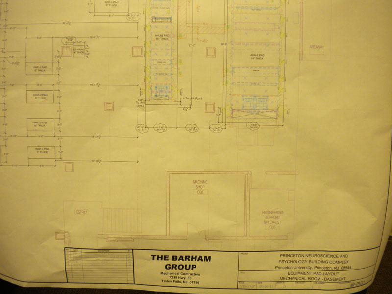 blueprt1 – Mechanical Construction NJ   The Barham Group
